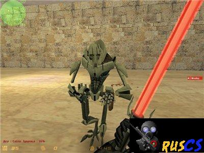 МОДЕЛИ STAR WARS ДЛЯ CS 1.6